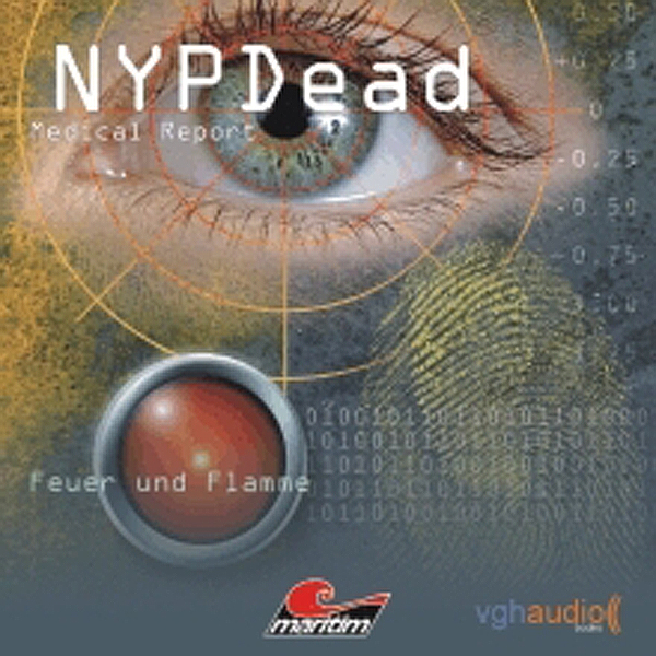 Feuer und Flamme (NYPDead - Medical Report 1)