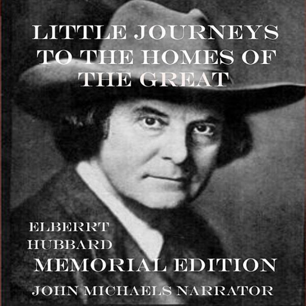 Little Visits to the Homes of the Great, Memorial Edition , Hörbuch, Digital, 1, 435min