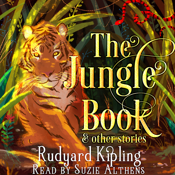 The Jungle Book and Other Stories , Hörbuch, Di...