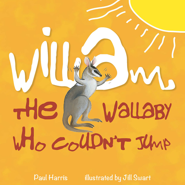 William the Wallaby Who Couldn´t Jump , Hörbuch...