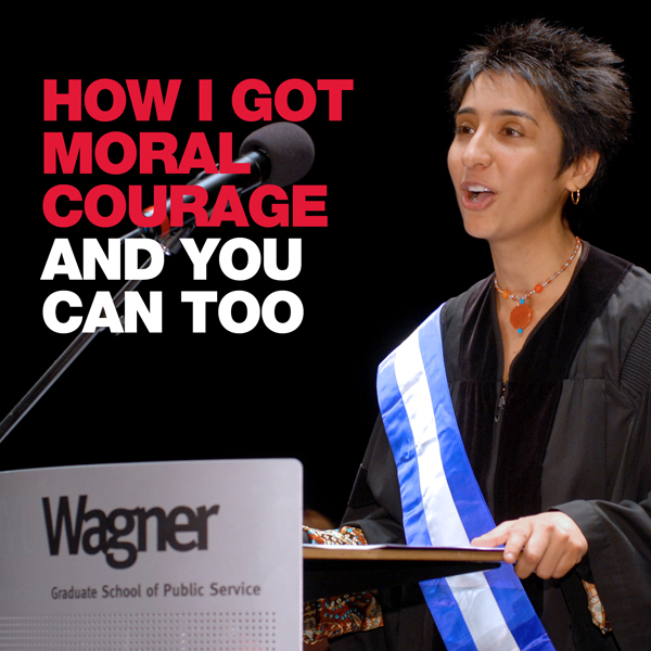 How I Got Moral Courage - And You Can, Too: A S...