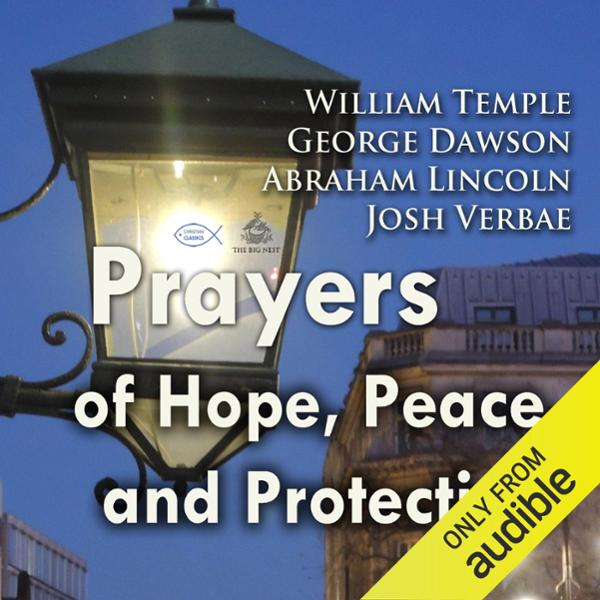 Prayers of Hope, Peace, and Protection, Hörbuch...