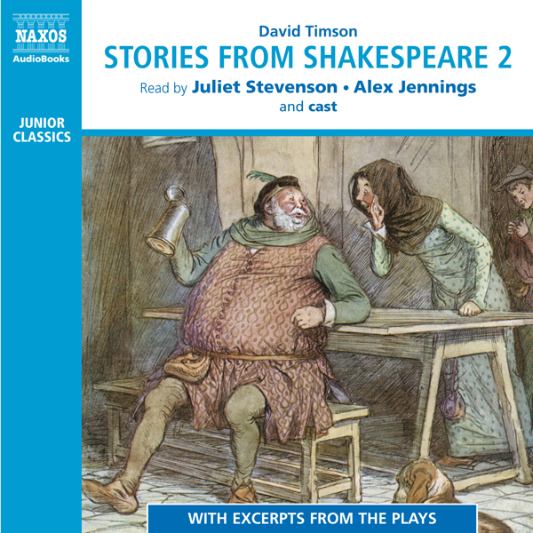 Stories from Shakespeare 2, Hörbuch, Digital, 2...