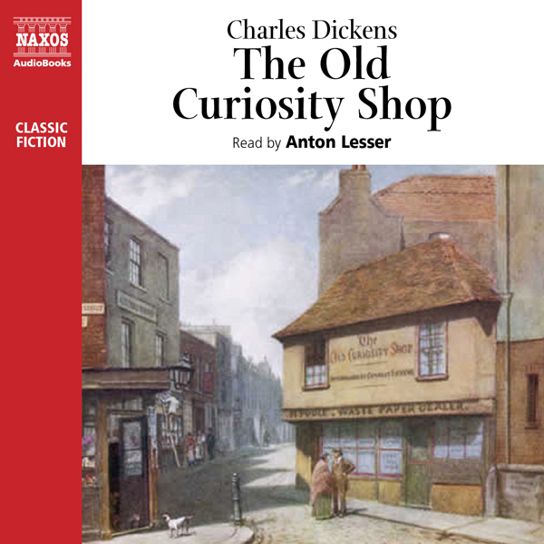 The Old Curiosity Shop, Hörbuch, Digital, 1, 44...