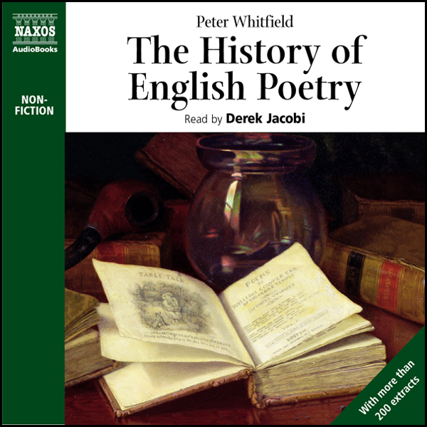 The History of English Poetry , Hörbuch, Digita...
