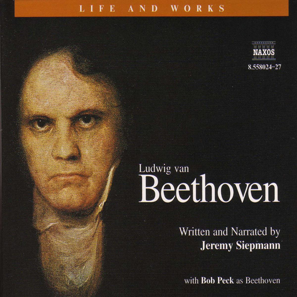 The Life and Works of Beethoven, Hörbuch, Digit...