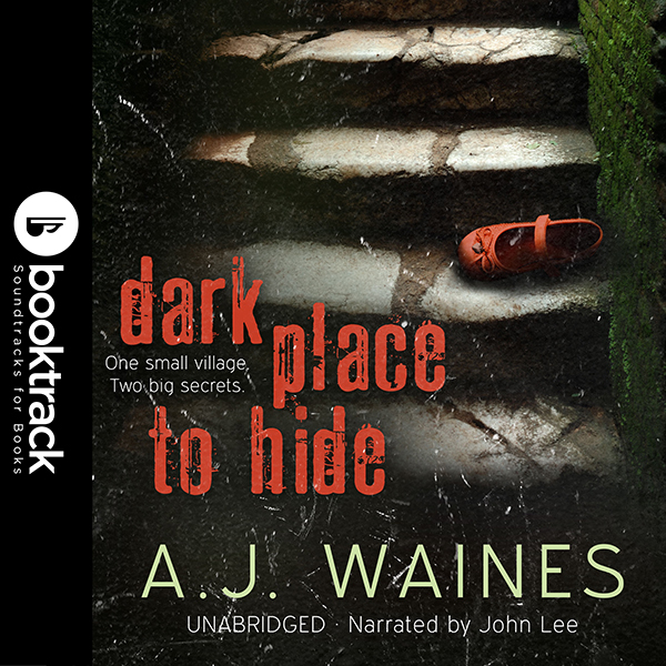 Dark Place to Hide (Booktrack Edition) , Hörbuc...
