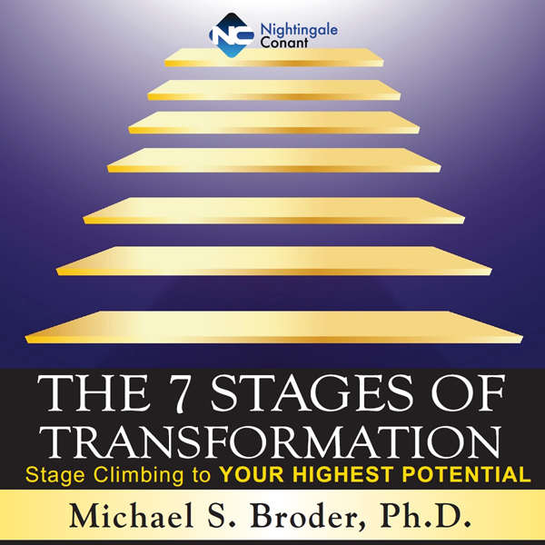 The 7 Stages of Transformation, Hörbuch, Digita...
