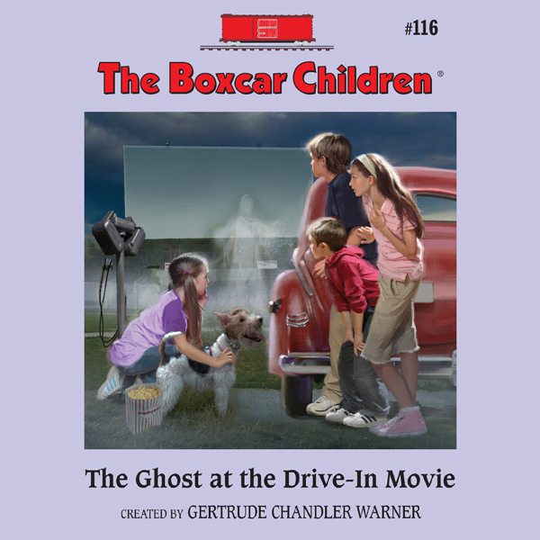 The Ghost at the Drive-In Movie: The Boxcar Chi...