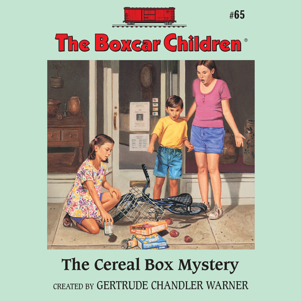 The Cereal Box Mystery: The Boxcar Children Mys...