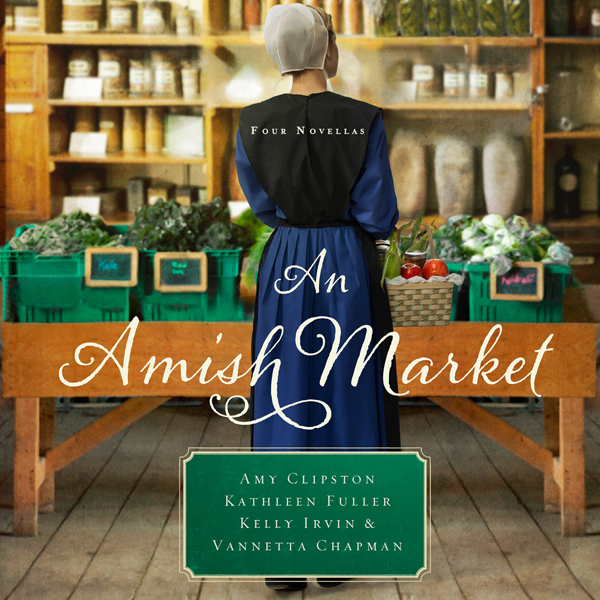 An Amish Market: Four Novellas , Hörbuch, Digit...
