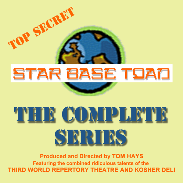 Star Base Toad: The Complete Series, Hörbuch, D...