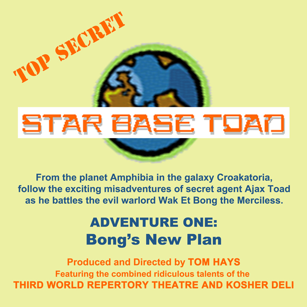 Bong´s New Plan: Star Base Toad, Adventure 1, H...
