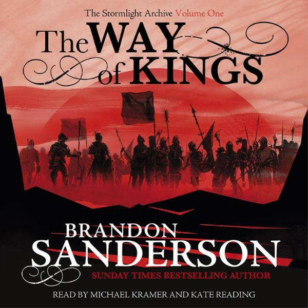 The Way of Kings: The Stormlight Archive , Hörb...