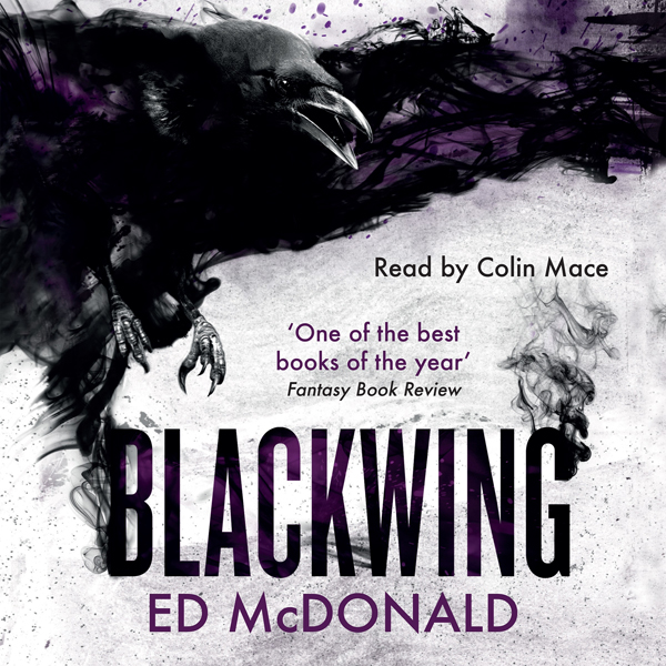 Blackwing: The Raven's Mark, Book 1 (Unabridged)