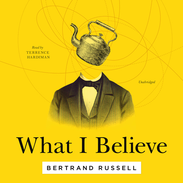 what i believe essay What i believe (from: forster, em two cheers for democracy) i do not believe in belief but this is an age of faith, and there are so.