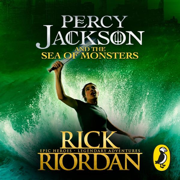 The Sea of Monsters: Percy Jackson, Book 2 , Hö...