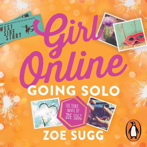 Going Solo: Girl Online 3 , Hörbuch, Digital, 1...