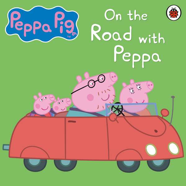 Peppa Pig: On the Road with Peppa , Hörbuch, Di...