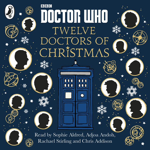 Doctor Who: Twelve Doctors of Christmas , Hörbuch, Digital, 1, 346min