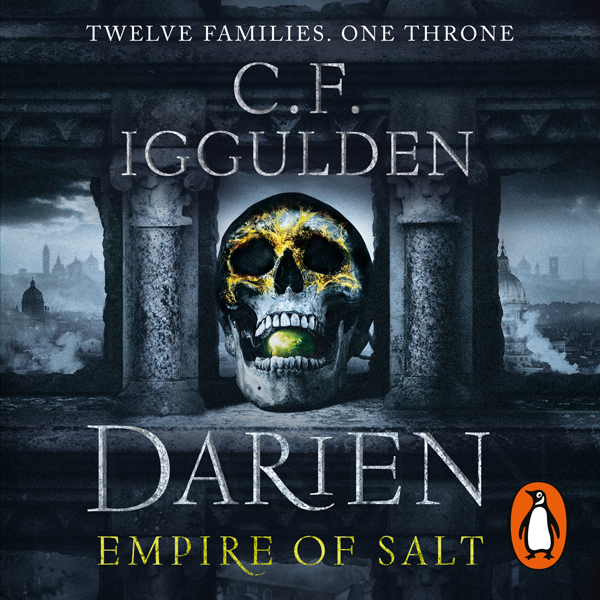 Darien: Empire of Salt Trilogy, Book 1 (Unabridged)