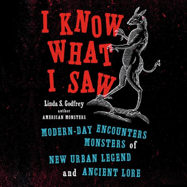 I Know What I Saw: Modern-Day Encounters with Monsters of New Urban Legend and Ancient Lore , Hörbuch, Digital, 1, 472min