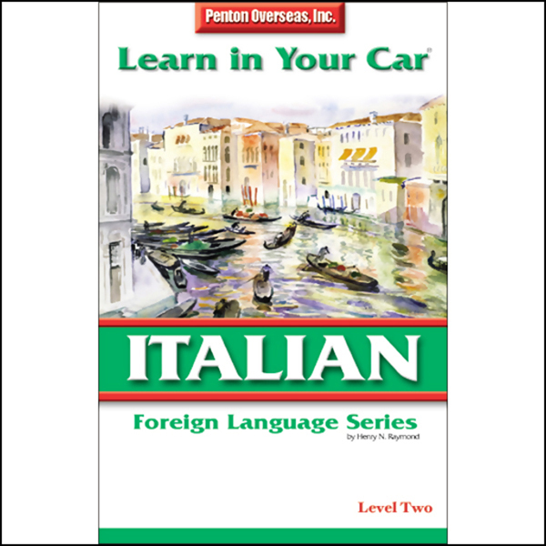 Learn in Your Car: Italian, Level 2, Hörbuch, D...