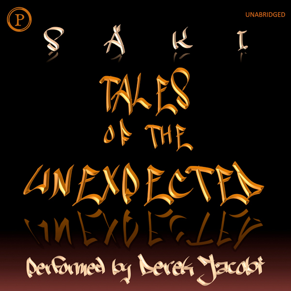 Tales of the Unexpected , Hörbuch, Digital, ung...