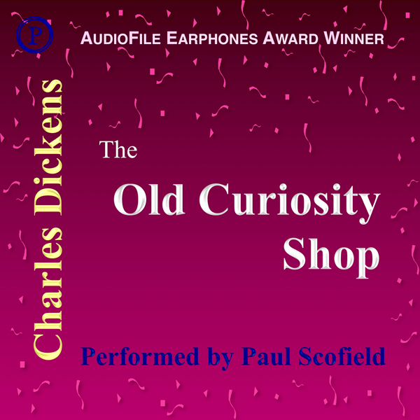 The Old Curiosity Shop, Hörbuch, Digital, 1, 35...