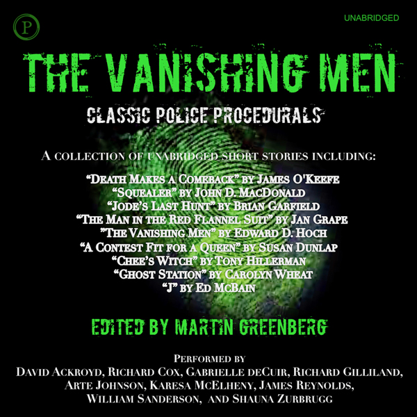 The Vanishing Men: Classic Police Procedurals , Hörbuch, Digital, 1, 357min