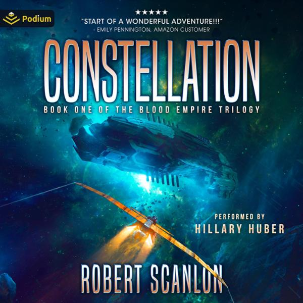 Constellation: Blood Empire, Book 1 , Hörbuch, ...
