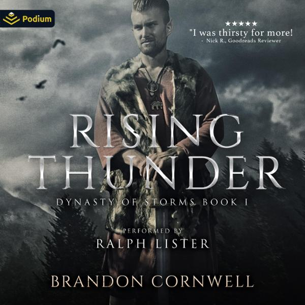 Rising Thunder: Dynasty of Storms, Book 1 , Hör...