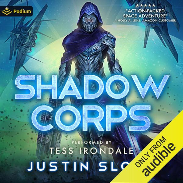 Shadow Corps: Shadow Corps, Book 1 , Hörbuch, D...