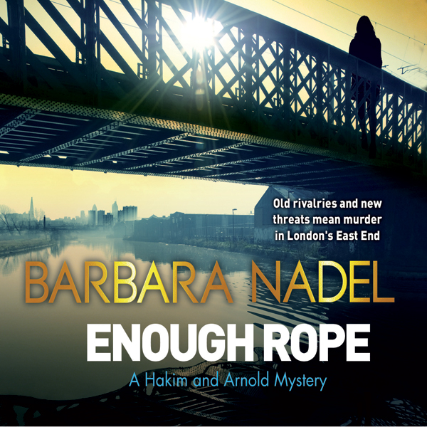 Enough Rope: Hakim and Arnold, Book 4 , Hörbuch...