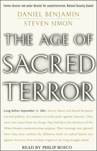 The Age of Sacred Terror, Hörbuch, Digital, 1, ...