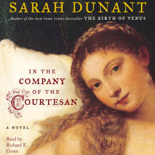 In the Company of the Courtesan: A Novel, Hörbuch, Digital, 1, 336min