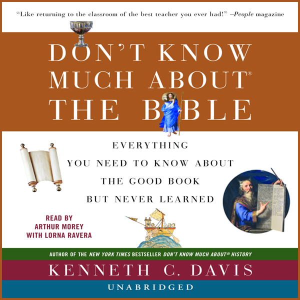 Don´t Know Much about the Bible: Everything You...