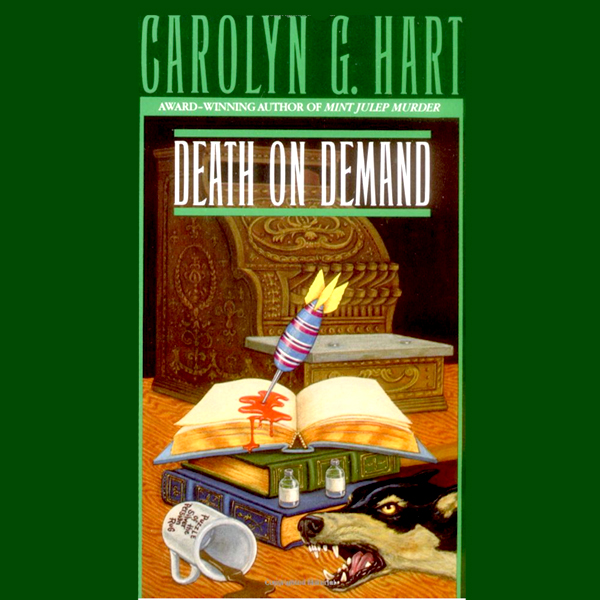 Death on Demand: A Death on Demand Mystery, Book 1 , Hörbuch, Digital, 1, 426min