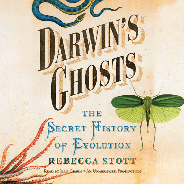 Darwin´s Ghosts: The Secret History of Evolution , Hörbuch, Digital, 1, 821min
