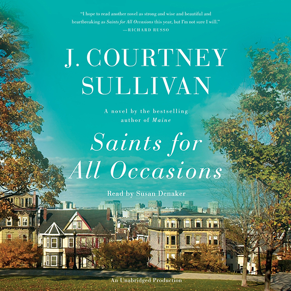 Saints for All Occasions: A Novel , Hörbuch, Di...