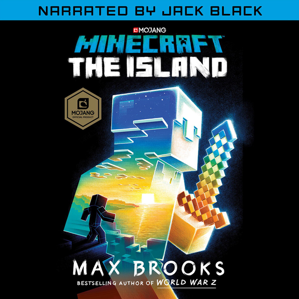Minecraft: The Island (Narrated by Jack Black):...