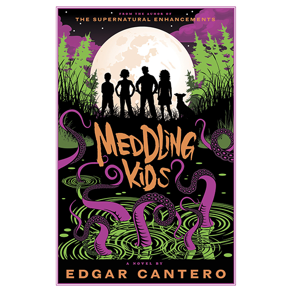 Meddling Kids: A Novel , Hörbuch, Digital, 1, 773min