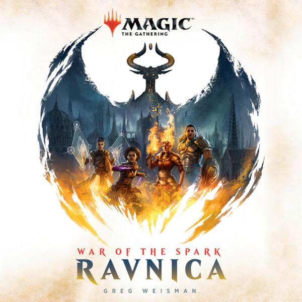 War of the Spark: Ravnica (Magic: The Gathering) , Hörbuch, Digital, 1, 615min