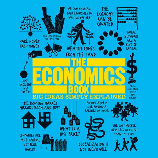 The Economics Book: Big Ideas Simply Explained , Hörbuch, Digital, 1, 943min