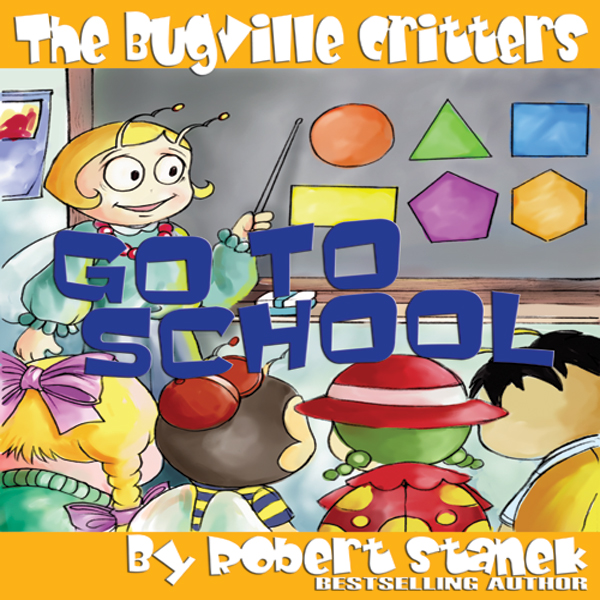 The Bugville Critters Go to School: Buster Bee´...