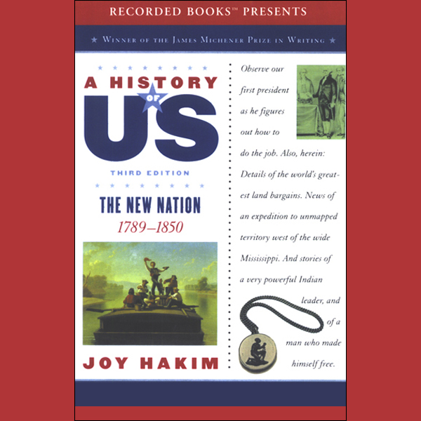 The New Nation: A History of US, Book 4 , Hörbu...