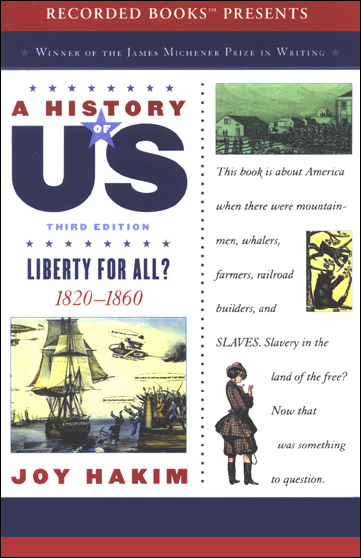 Liberty for All?: A History of US, Book 5 , Hör...