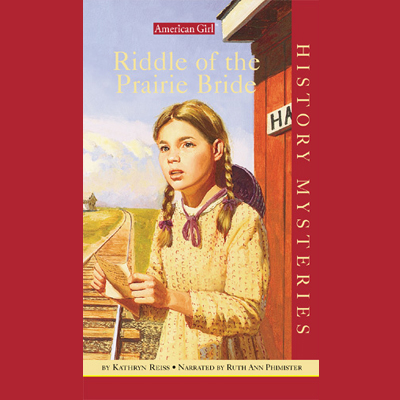 Riddle of the Prairie Bride , Hörbuch, Digital,...