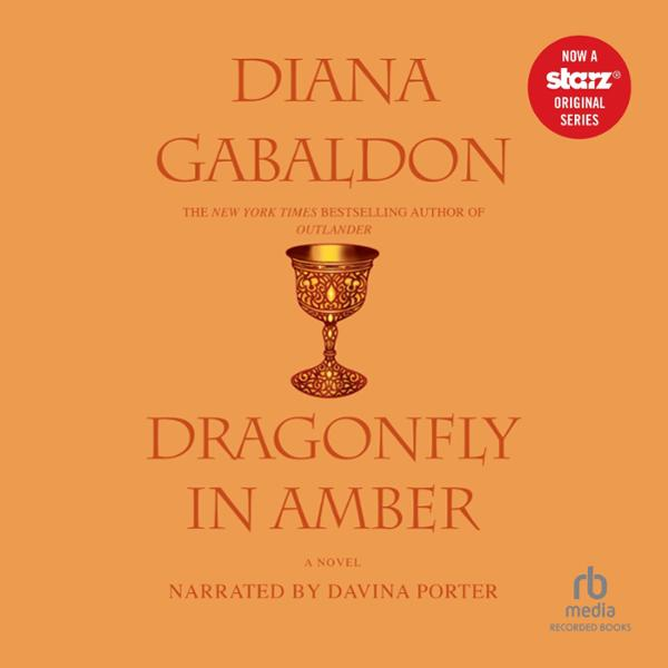 Dragonfly In Amber (Unabridged)