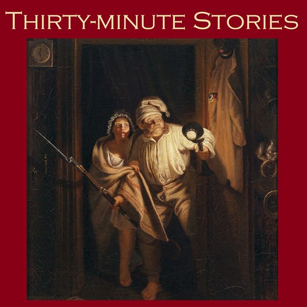 Thirty-Minute Stories: A Bumper Anthology of Great Classic Short Stories , Hörbuch, Digital, 1, 2422min